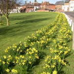 Springtime in Burnham
