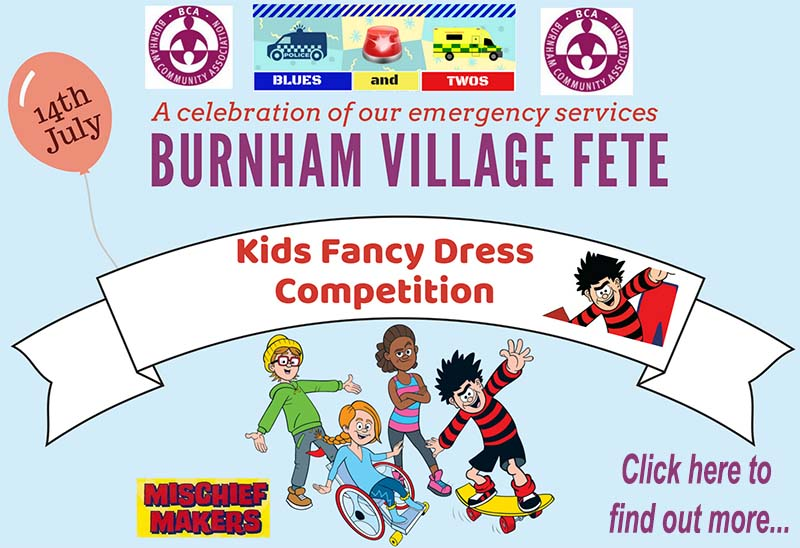 Burnham Village Fete